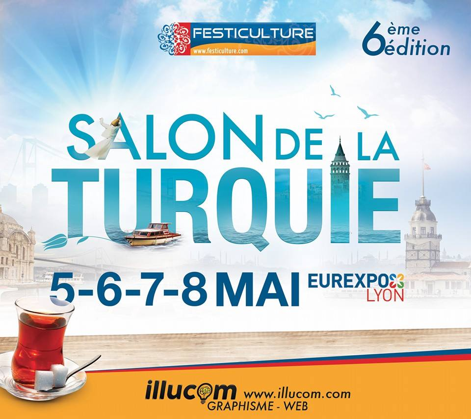 Festiculture eurexpo lyon salon de la turquie for Salon eurexpo lyon 2017