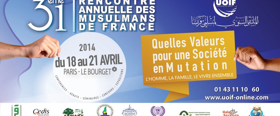 31 rencontre des musulmans de france en direct