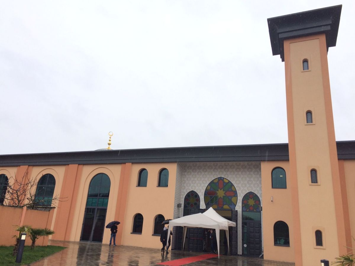 Reims : inauguration officielle de la plus grande mosquée de France