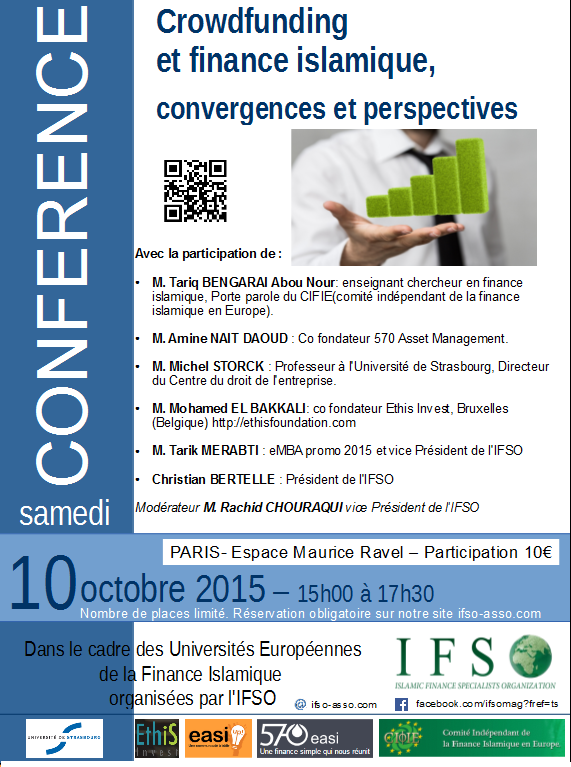 Crowdfunding et finance islamique, convergences et perspectives