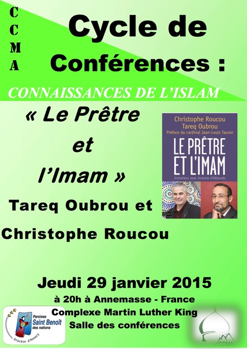conf 233 rence 171 le pr 234 tre et l imam 187 place martin luther king complexe martin luther king salle