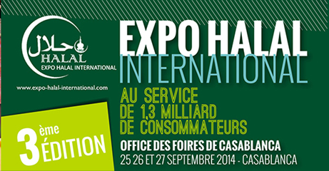 Expo Halal International 3ème édition à Casablanca