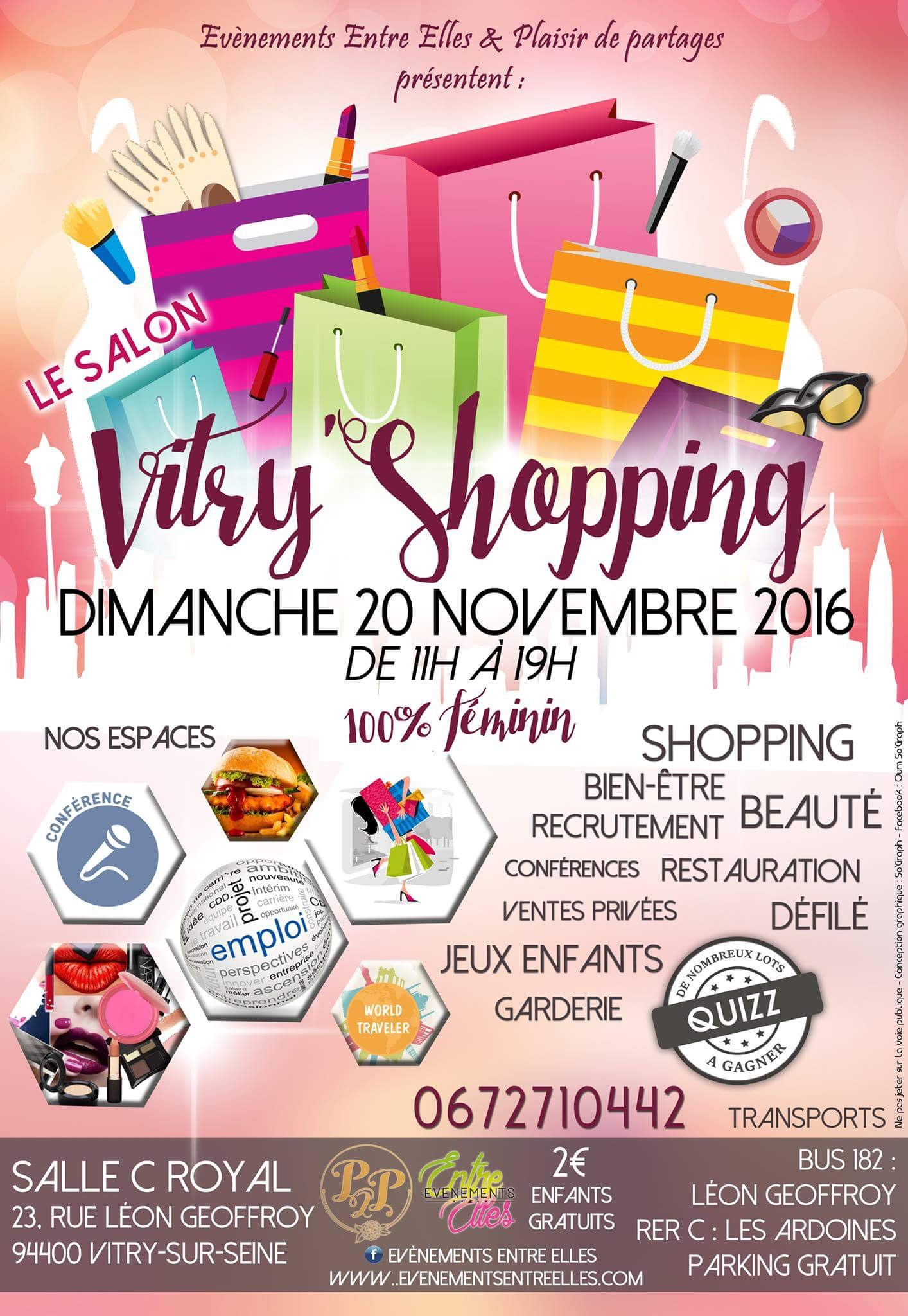 Le salon Vitry Shopping