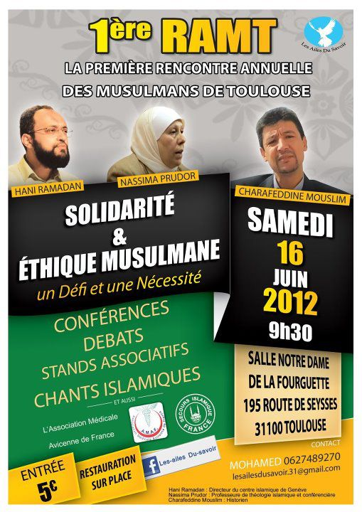Site de rencontre musulman en france