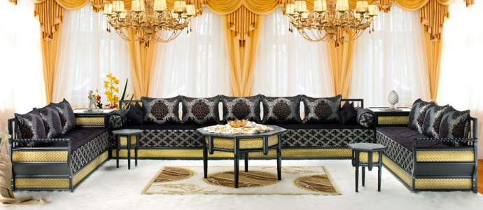 salon marocain salon marocain dreux sur l 39 annuaire pageshalal. Black Bedroom Furniture Sets. Home Design Ideas