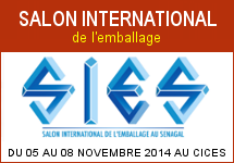 salon international de l 39 emballage au s n gal zone de