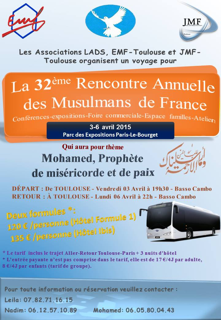 Rencontres toulouse musulman